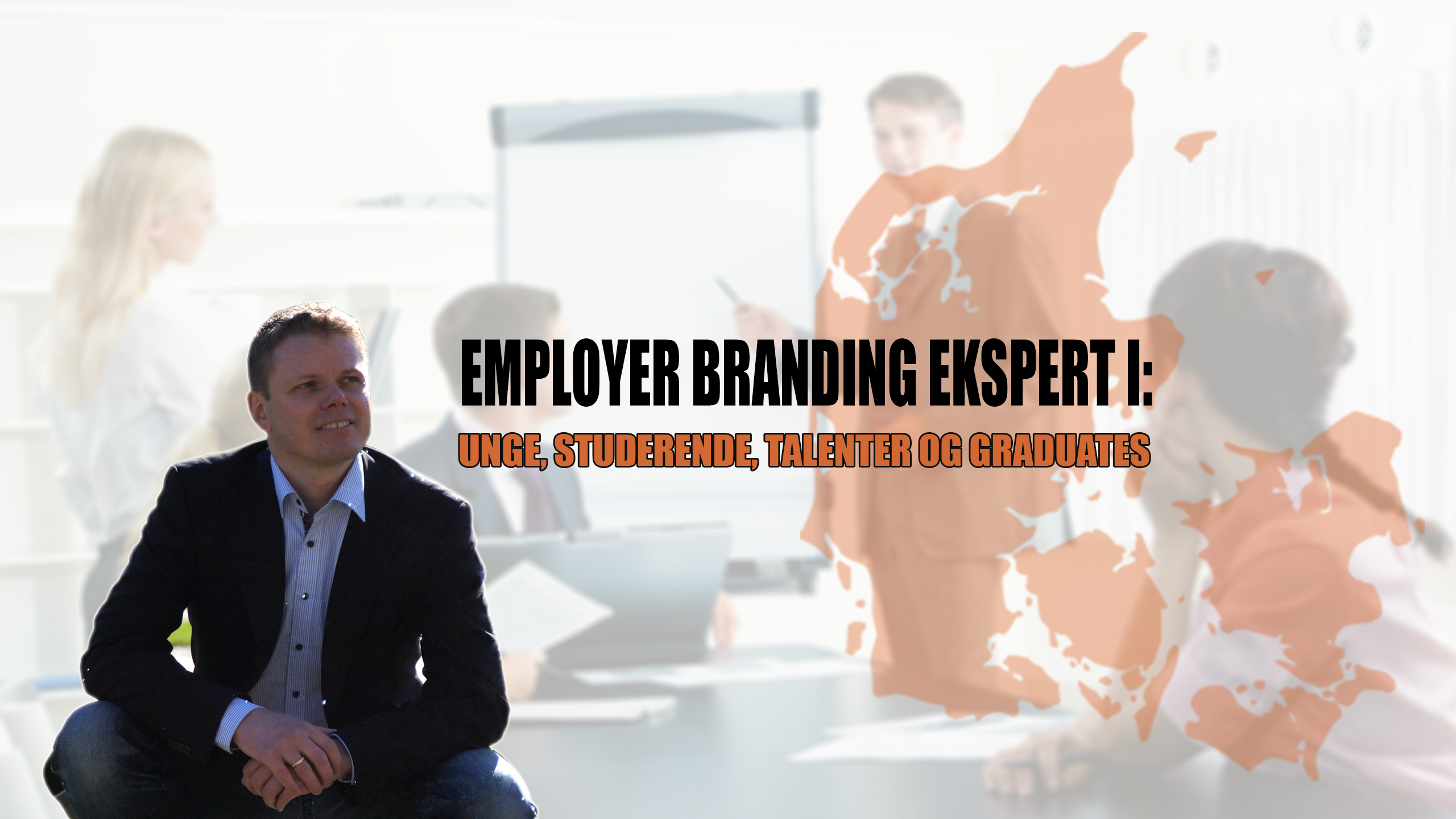 Employer Branding specialist Ole Holdgaard